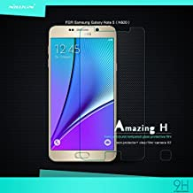 Nillkin SGNOTE5-TemGlassH Samsung Galaxy Note 5 (N920) H Anti-Explosion Glass Screen Protector, Retail Packaging, Transparent