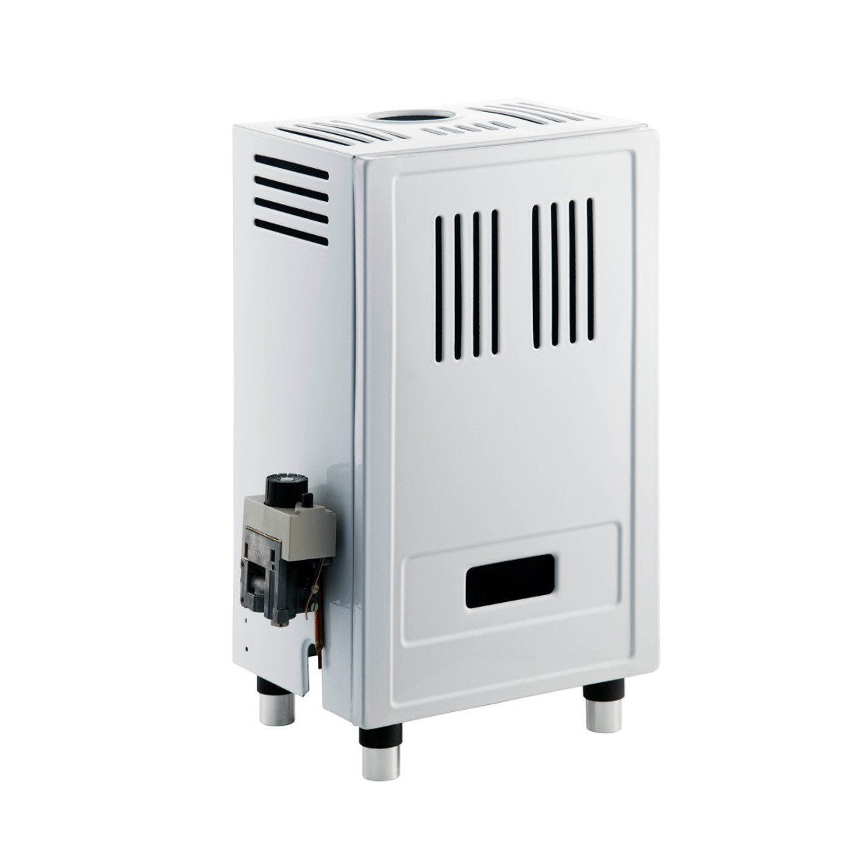 Stufa a gas Olimpia Splendid SG45T bianca 4 kW 75 m3 cod 99738 ...