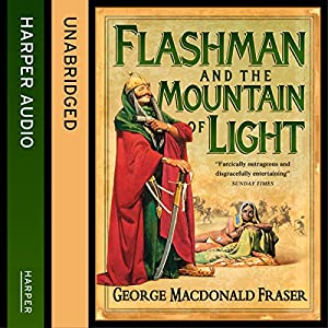 Flashman and the Mountain of Light Hörbuch