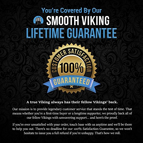 Forming Cream for Men - Hair Styling Cream for High Hold & Matte Finish - Best Pliable Formula for Modern, Classic & Slick Styles - Short, Long & All Other Hair Types- 2 OZ - Smooth Viking by Smooth Viking Beard Care (Image #4)