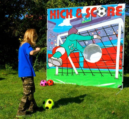 Twister Display Kick and Score Soccer by Twister Display