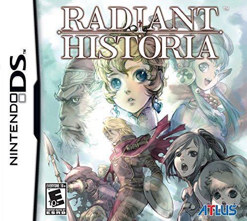 Radiant Historia - Nintendo DS by Atlus