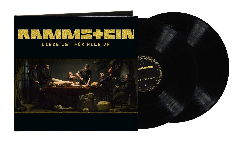Was Ist Vinyl rammstein liebe ist fuer alle da vinyl amazon com