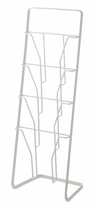 YAMAZAKI Zeitschriften und Zeitungsst/änder Home Tower Schwarz