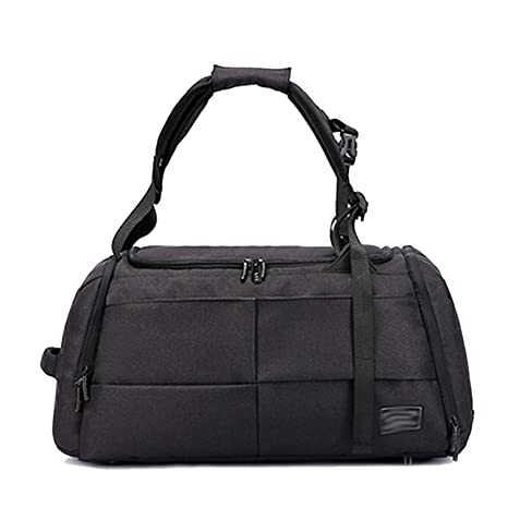 29e4c80cccd0 Amazon.com: INDEPENDENT-NEWBIE 15 inch Gym Bag Multifunction Men ...