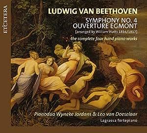 Symphonie N°4, Ouverture Egmont