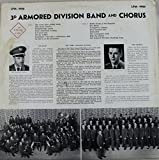 3rd Armored Division Band And Soldiers Chorus, Spearhead (1960 Vinyl LP)