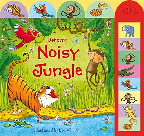 Noisy Jungle (Noisy Books)