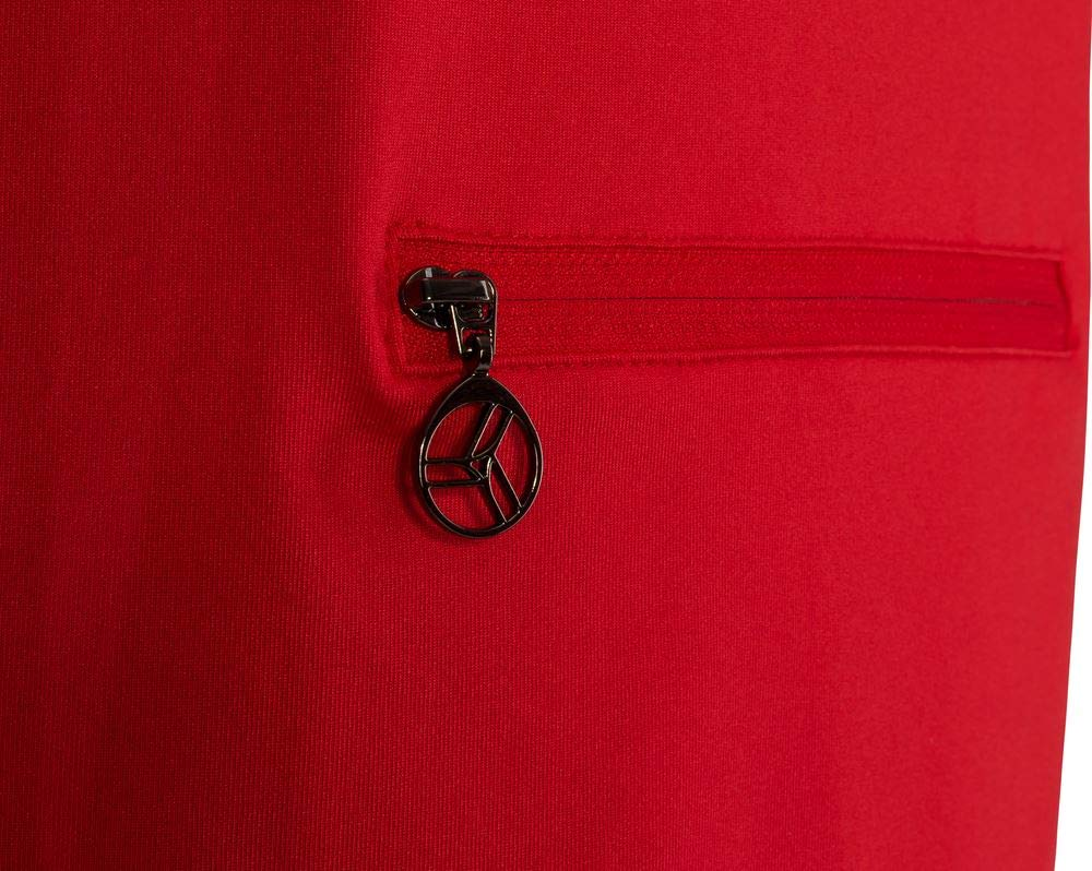 SILVINI Herren Croce MTB Jersey mit Viertelansicht Rei/ßverschluss und Kleiner R/ückentasche Lockere Passform