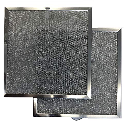 Replacement Range Hood Filter Compatible with Broan/Nutone Model S99010316-11-1/4 x 11-3/4 x 3/8 (2-Pack)