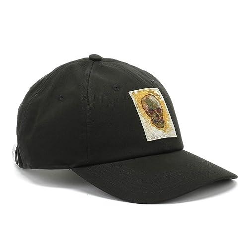 Vans Van Gogh Skull Negro Snapback Cap