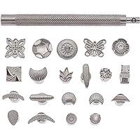 CHZIMADE - Juego de 36 piezas de perforadoras