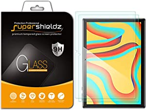 (2 Pack) Supershieldz for Vankyo MatrixPad S30 (10.1 inch) Screen Protector, (Tempered Glass) Anti Scratch, Bubble Free