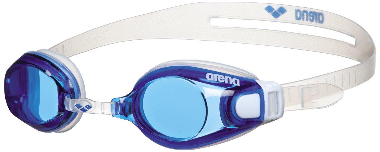 Unisex Adulto Universal arena Zoom X-Fit Gafas de Nataci/ón Azul//Transparente
