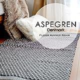AspegrenDenmark フロアーランナーロームブラック 2155
