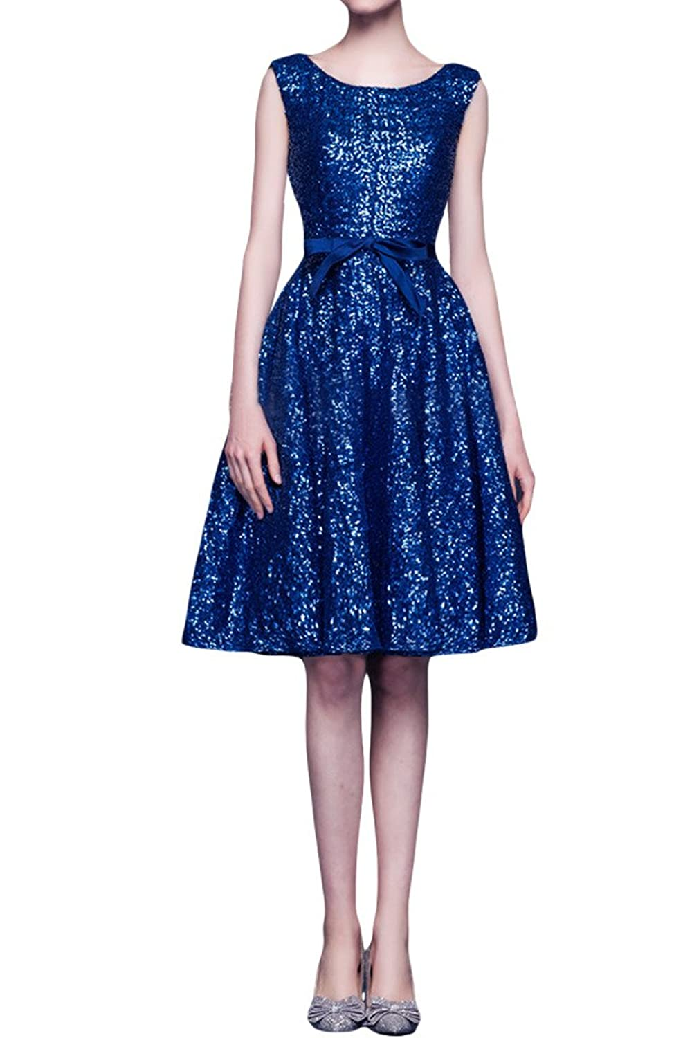 Sunvary Sequins A Line Strapless Bridesmaid Dresses Occasions Dresses Party Gowns