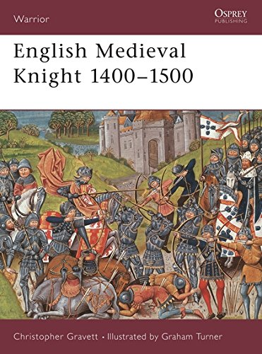 English Medieval Knight 1400-1500 (Warrior)