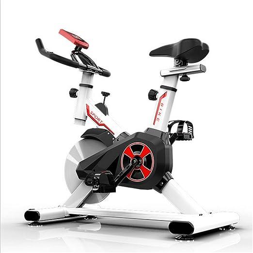 Bangxiu Bicicleta estática de Fitness Spinning Exercise Gym Pedal ...