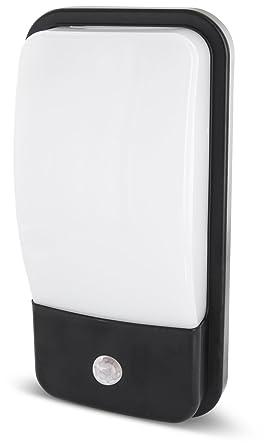 LED 2 in1 lámpara de pared IP65 con detector de movimiento y sensor crepuscular – 20