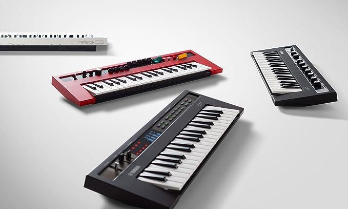 Teclado sintetizador profesional Yamaha reface DX: Amazon.es: Instrumentos musicales