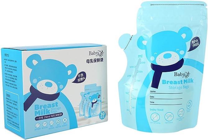 Blaward - Bolsas de almacenamiento para leche materna, para ...