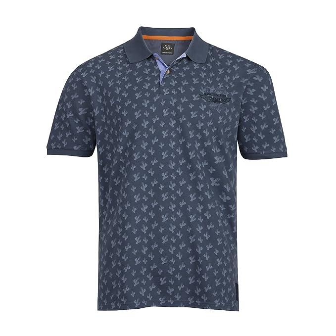 Camiseta Polo XXL con Estampado de Cactus - Kitaro, 2xl-8xl:3XL ...