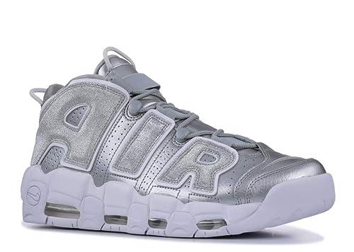 Nike W Air More Uptempo, Scarpe da Ginnastica Basse Donna