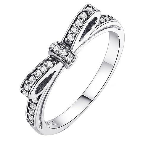 anillo lazo de pandora