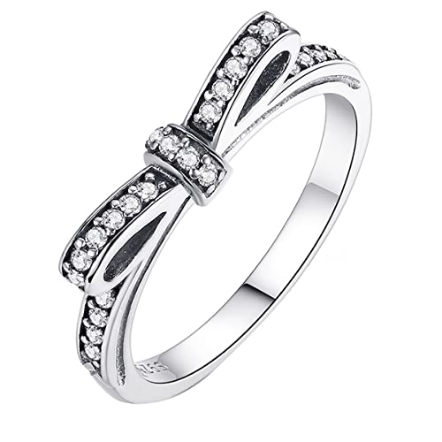 anillo pandora lazo