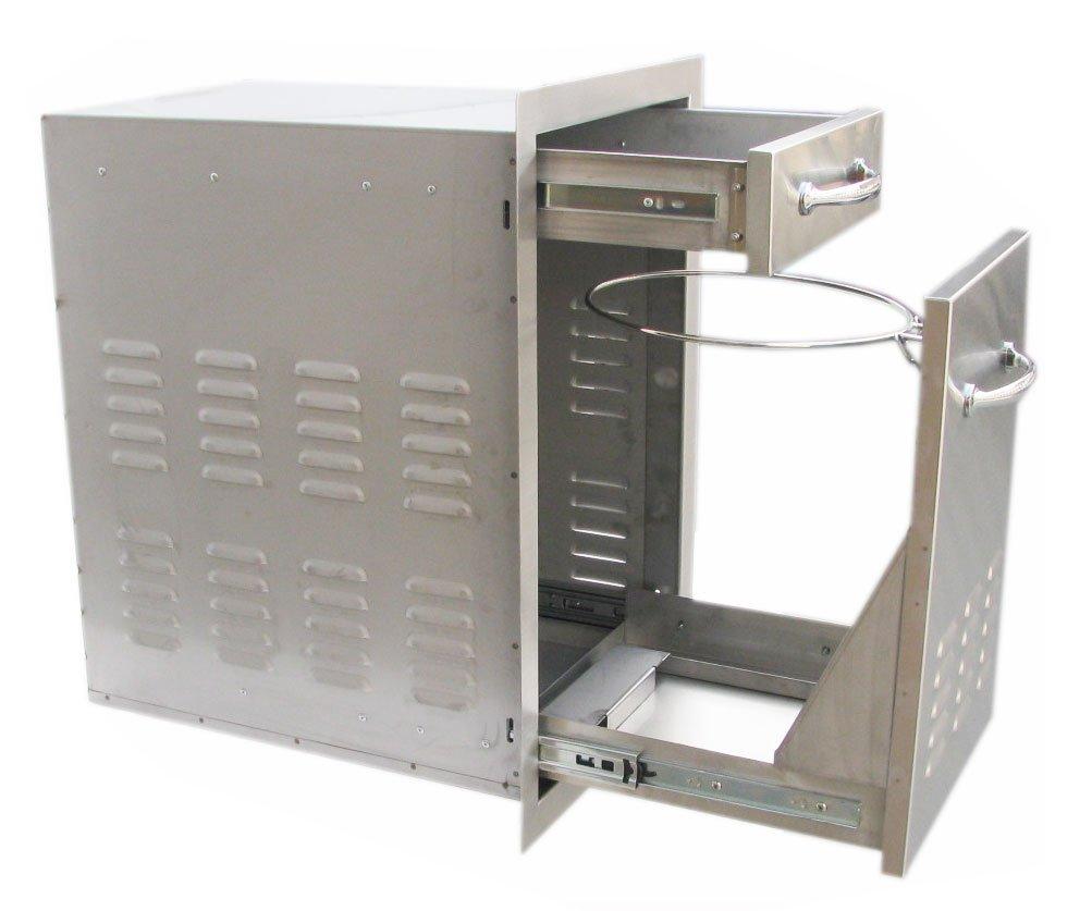 Sunstone A-LPCD17 Combo Tank Tray Drawer, 17-Inch