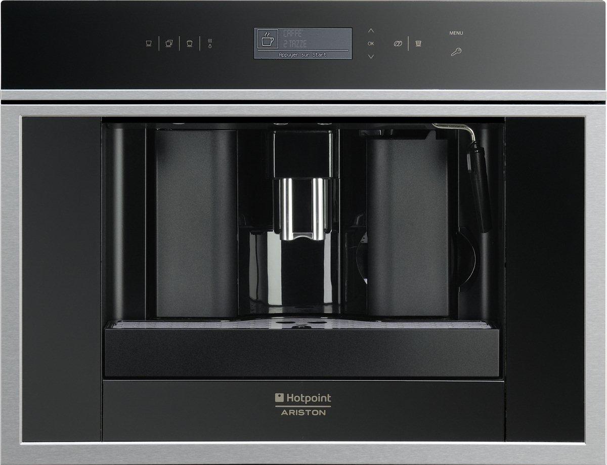Hotpoint-Ariston máquina automática para encastrar Caffe MCK X 103 ...