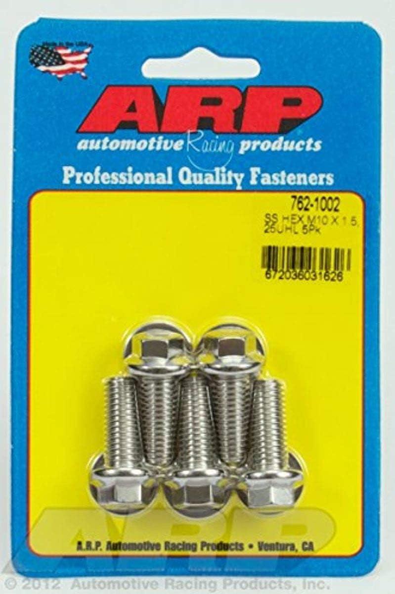 ARP 762-1002 Stainless Steel Hex Bolt