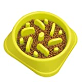 STARUBY Slow Feeder Dog Bowl, Slow Feed Dog Bowl