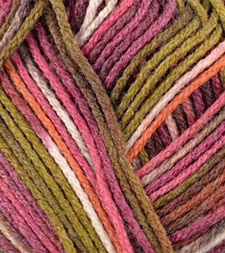 - Berroco Comfort Sock Print Yarn 1816 Cosmopolitan