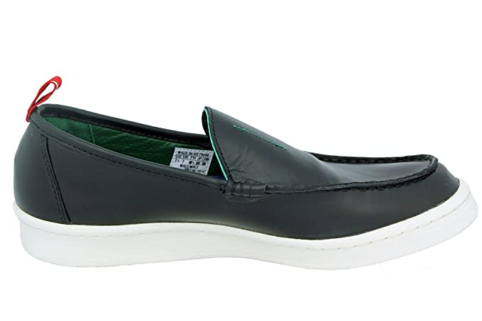 ac61ea4b783e adidas Originals BW LOAFER Black Leather Men Loafer Shoes Bedwin and The Heartbreakers  Tokyo  Amazon.co.uk  Sports   Outdoors