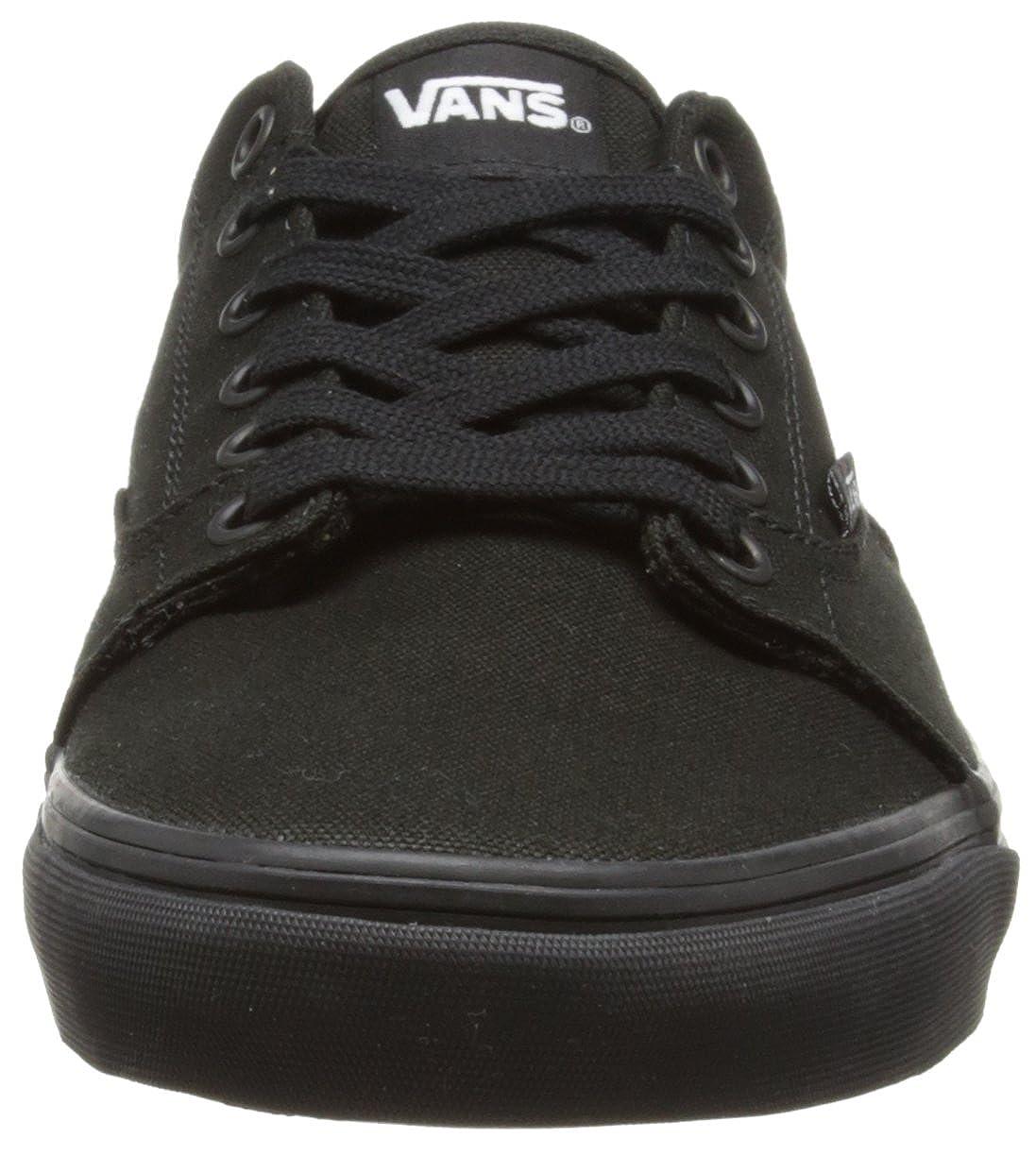 Vans Kress Schwarz (Canvas) VNLH8J7 Herren Sneaker Schwarz Kress (schwarz/schwarz) b86a66