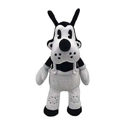 Boris The Wolf Beanie Plush: Toys & Games