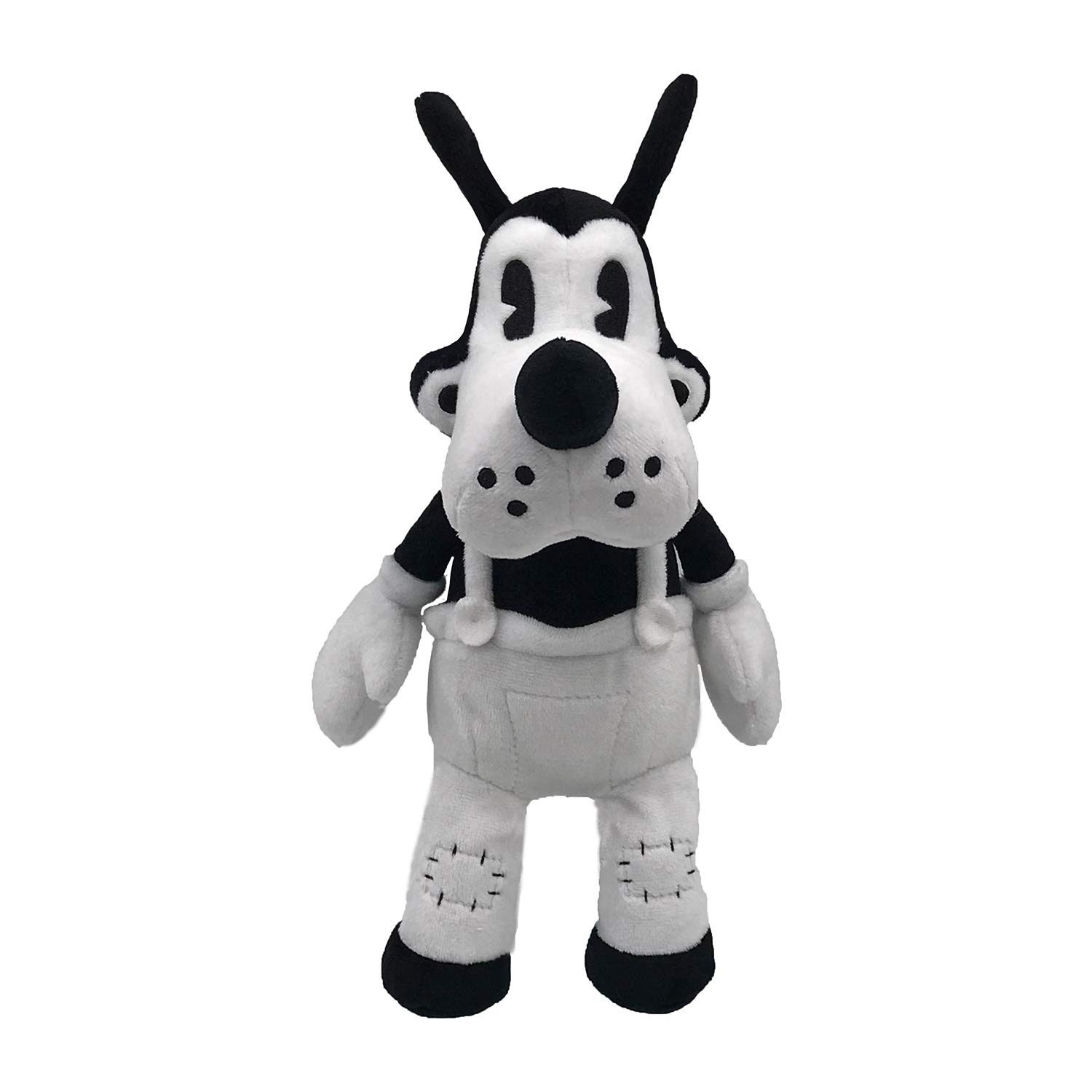 Boris The Wolf Beanie Plush PhatMojo BTIM6103