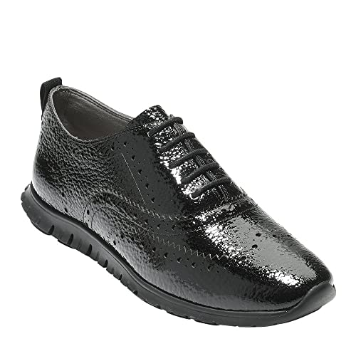 moderate cost free delivery various styles Cole Haan Women's Zerogrand Wing-Tip Oxford