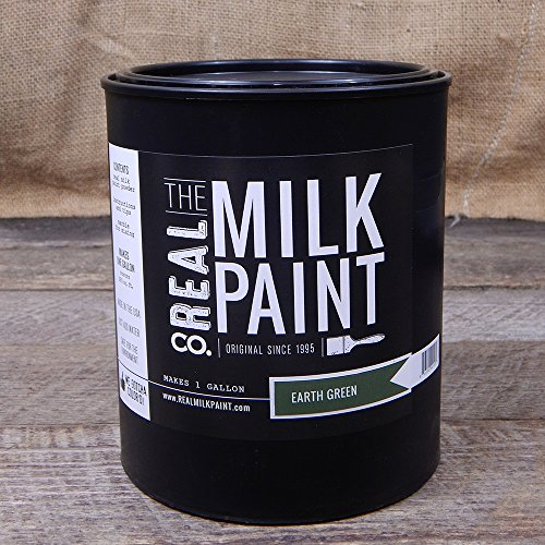 Green Milk Paint (47-Milk Paint Earth Green)