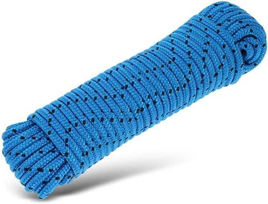 wxqym Subida de la Cuerda de 8 mm Rescate con Cuerda de 20 ...