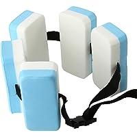 VGEBY Verstellbarer Schwimmgurt für Kinder Eva Schaumgürtel für Schwimmübungen 123