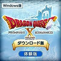 Windowsダウンロード版「ドラゴンクエストX 目覚めし五つの種族 オンライン」無料体験版
