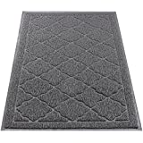 """ALTMAN Cat Litter Mat Non-Slip Jumbo Size(35"""" x 23"""") Kitty Mat, Traps Litter from Box and Paws, Soft on Sensitive Paws and Easy to Clean"""