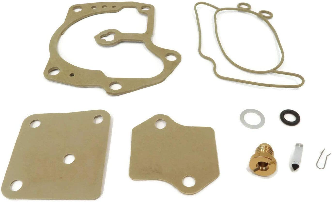 The ROP Shop | Carburetor Repair Kit for 1999 Johnson 225HP, J225PXEEC, J225PXEEN Engines