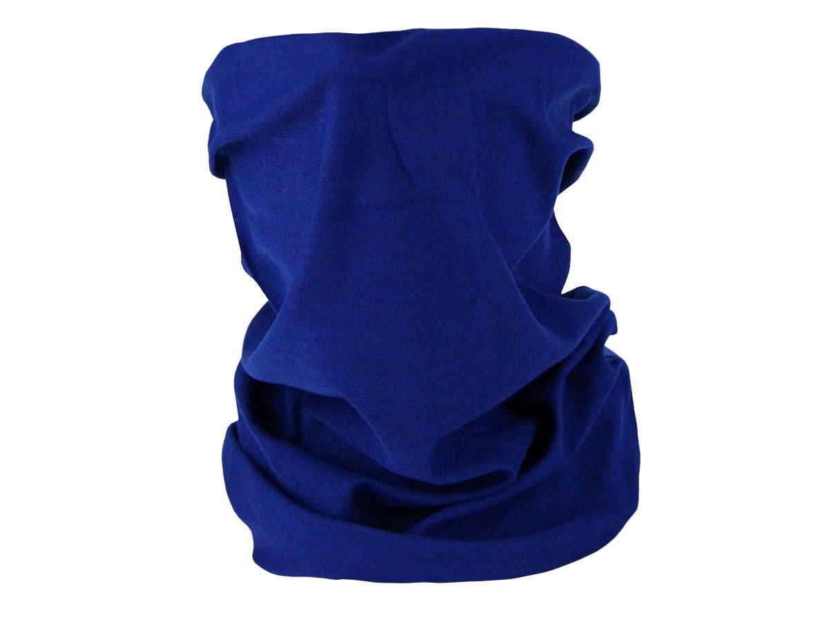 Foulard fazzoletto da collo sciarpa funzionale multiuso scaldacollo tubolare leggero e morbido estat...