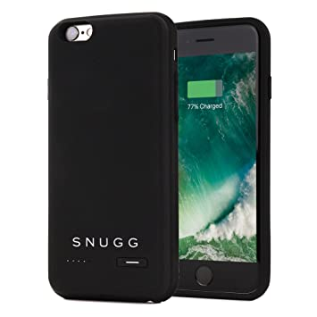 Funda Batería iPhone 6 / 6s, Snugg Funda Cargador Case ...