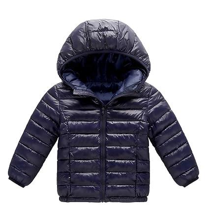 613c31516222 Amazon.com  Little Kids Winter Warm Coat