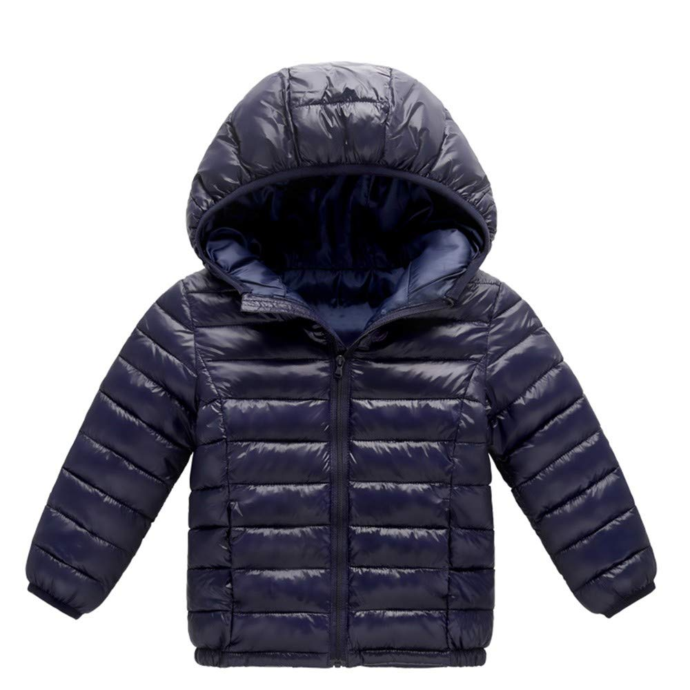 Clearance Toddler Baby Boy Kids Fashion Jacket Coat Thick Winter Warm Clothes