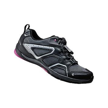 Zapatillas Señora MTB Shimano CW40 Gris Oscuro: Amazon.es: Deportes y aire libre